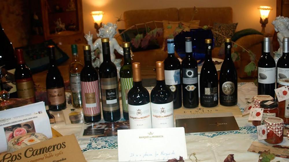 exposiciones de vinos
