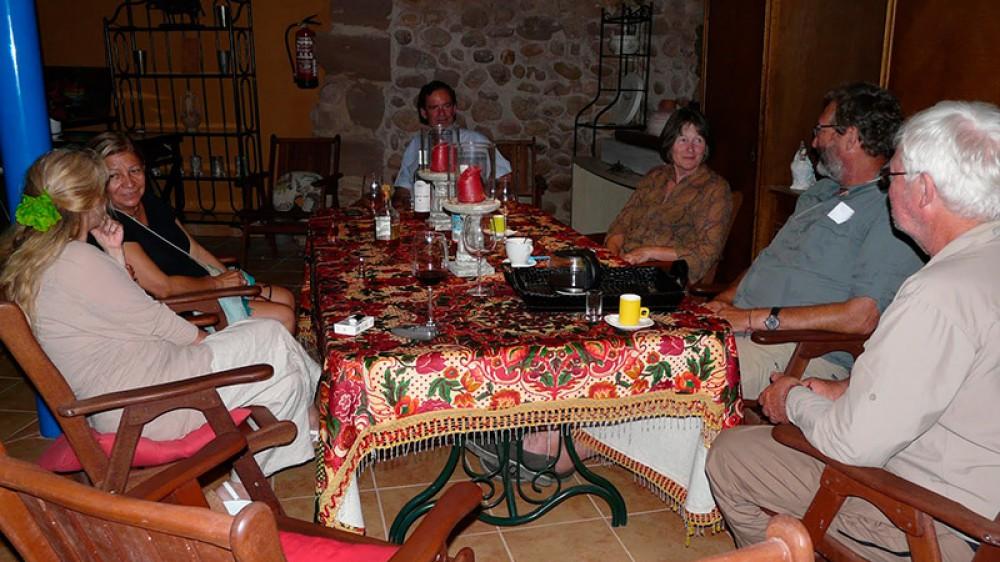 Cena de Amigos La Rioja