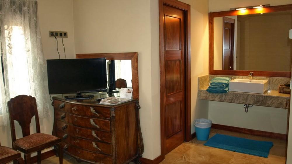Televisión en Habitación