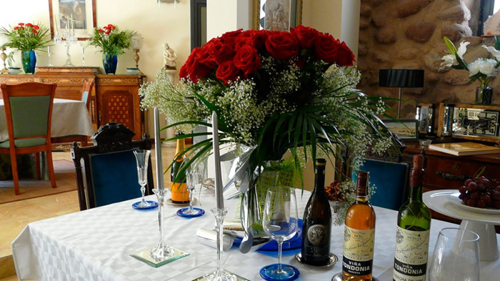 celebraciones romanticas