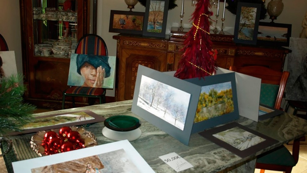exposiciones de cuadros