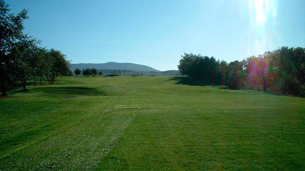 Campo de Golf en La Rioja