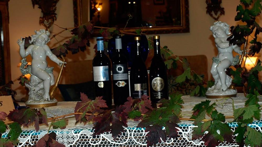 Cena Romantica en La Rioja