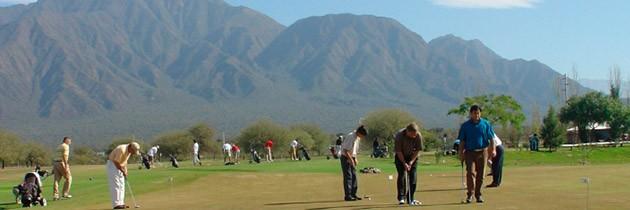 Jugar al Golf en La Rioja